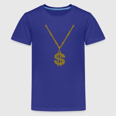 Necklace - Teenage Premium T-Shirt