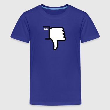 dislike 2c - Teenage Premium T-Shirt
