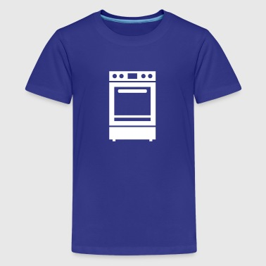 Stove - Teenage Premium T-Shirt