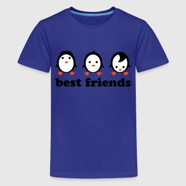 Best friends - Camiseta premium adolescente