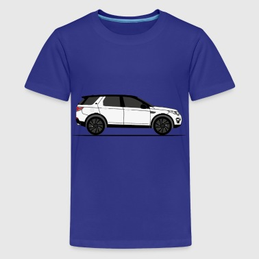 Discovery Sports - Teenage Premium T-Shirt