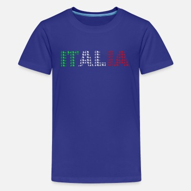Italia Italia - Teenage Premium T-Shirt