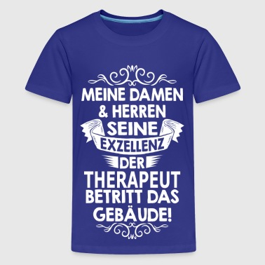 therapeut - Teenager Premium T-Shirt