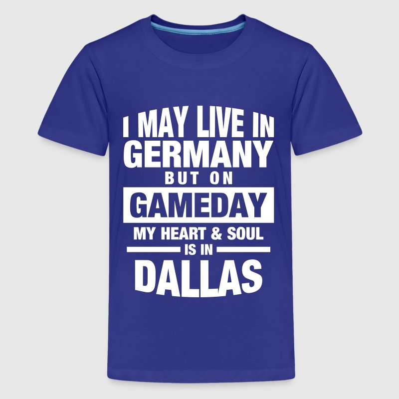 Germany - Dallas - Teenager Premium T-Shirt