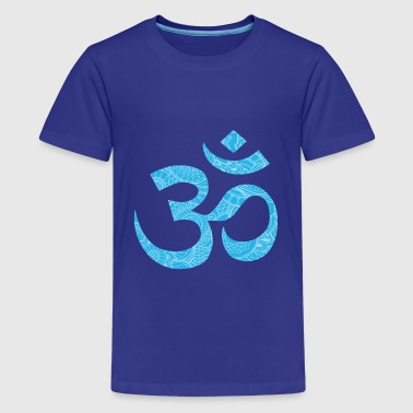 Boeddhisme om symbool - Teenager Premium T-shirt