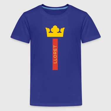 Lloret de Mar Alcohol King One Night Stand - Camiseta premium adolescente