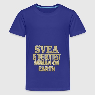 Svea - Teenager premium T-shirt