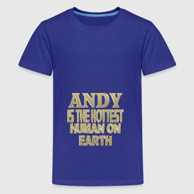 Andy - Teenage Premium T-Shirt
