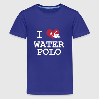 Water Polo - Teenager Premium T-shirt