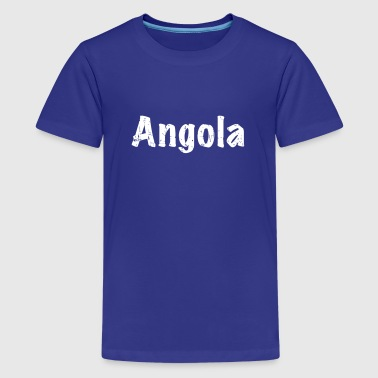 Angola - Teenager Premium T-Shirt