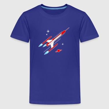 Rakete - Teenager Premium T-Shirt