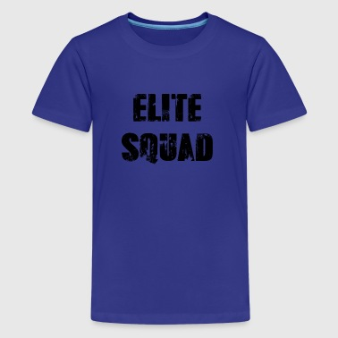 Elite Squad - Teenager Premium T-Shirt