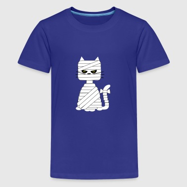 Sumu Lee Katzenmumie - Teenager premium T-shirt