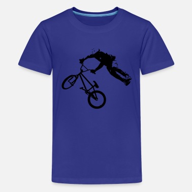 Bmx DIRTJUMP 01 - Teenager Premium T-Shirt
