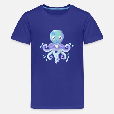 OctoCute edition 2018 - Teenage Premium T-Shirt