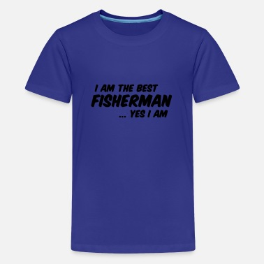 Fisherman fisherman - Teenage Premium T-Shirt