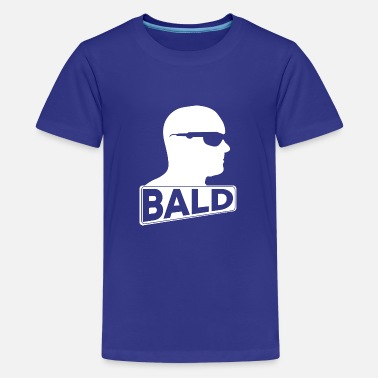 Bald Head bald head - Teenage Premium T-Shirt
