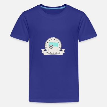 Noob Football Noob - Teenager Premium T-Shirt