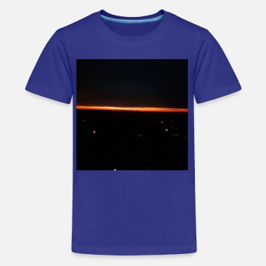 night sky - Teenage Premium T-Shirt