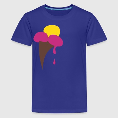Icecream - Teenage Premium T-Shirt