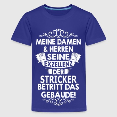 stricker - Teenager Premium T-Shirt