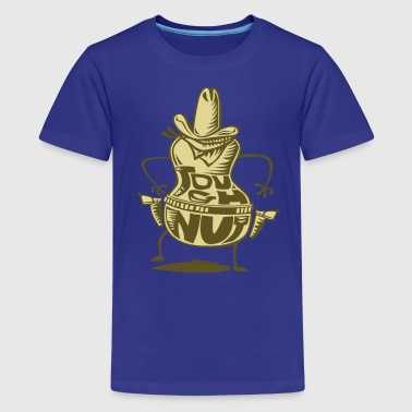 tough nut - Teenage Premium T-Shirt
