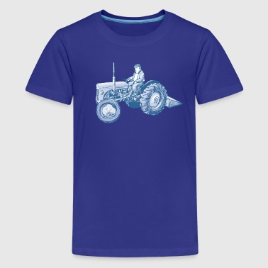 Traktor - Teenager Premium T-Shirt