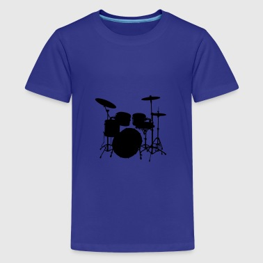Drums - Teenage Premium T-Shirt