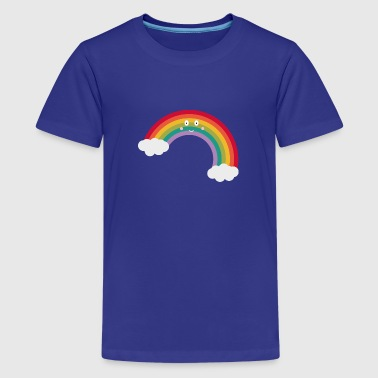 Regenbogen - Teenager Premium T-Shirt