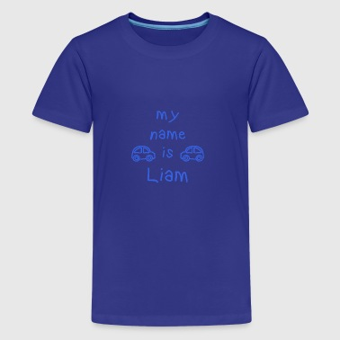 MEIN NAME IST LIAM - Teenager Premium T-Shirt