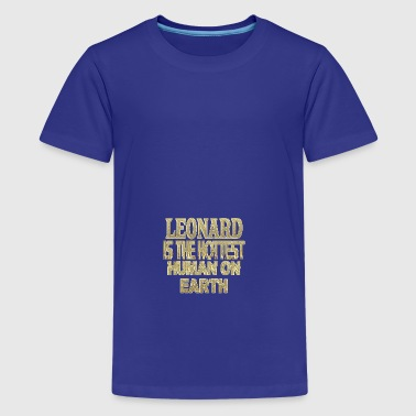 Leonard - Teenager Premium T-Shirt
