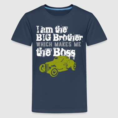 big brother  - Teenager Premium T-Shirt