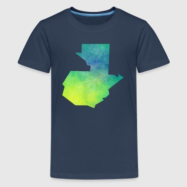 Guatemala - Teenager Premium T-Shirt