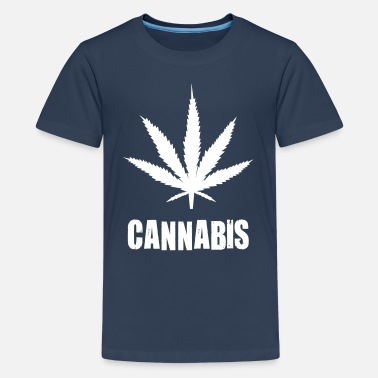 Cannabis Cannabis - Teenage Premium T-Shirt