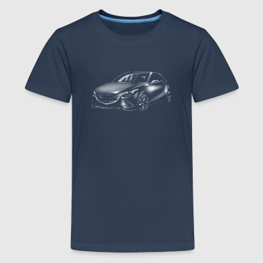 Car - Teenage Premium T-Shirt