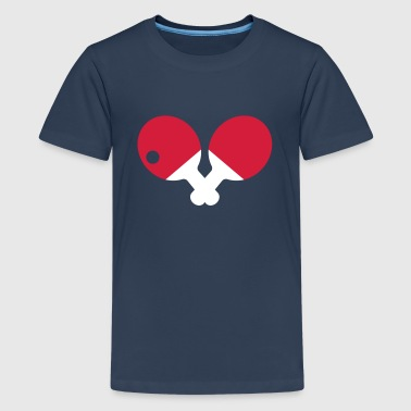 Ping Pong - Teenager Premium T-shirt