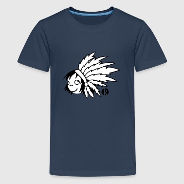 Indian Chief - Indian - Teenager Premium T-shirt