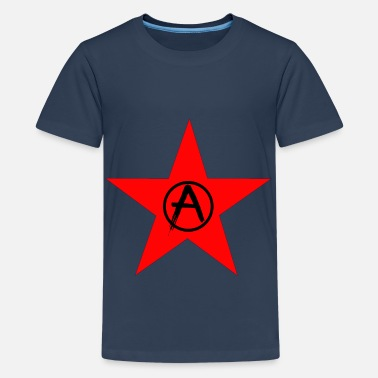 Antifa antifa - Teenage Premium T-Shirt