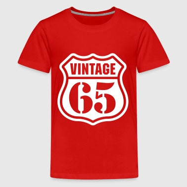 Vintage 65 Shirts - Teenager Premium T-shirt