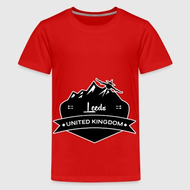 Kingdom - Teenage Premium T-Shirt