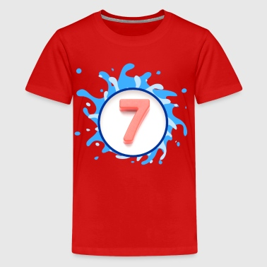 7 years - Teenage Premium T-Shirt