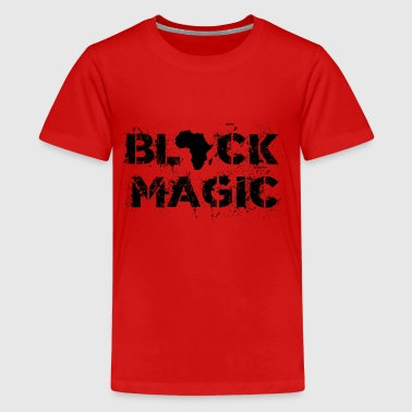 Black Magic - Teenage Premium T-Shirt