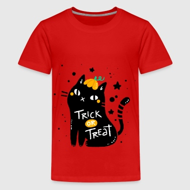 Trick or Treat - Trick or Treat - T-shirt Premium Ado