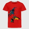 Batman and Robin kinderen T-shirt - Teenager Premium T-shirt