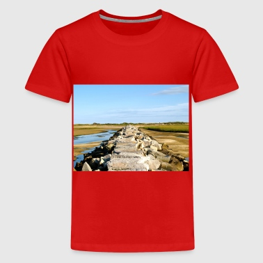 Pier New England - Teenage Premium T-Shirt