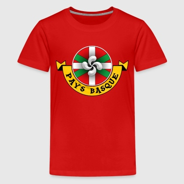 pays basque 11 - T-shirt Premium Ado