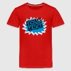 comic blase - comic bubble - Teenager Premium T-Shirt