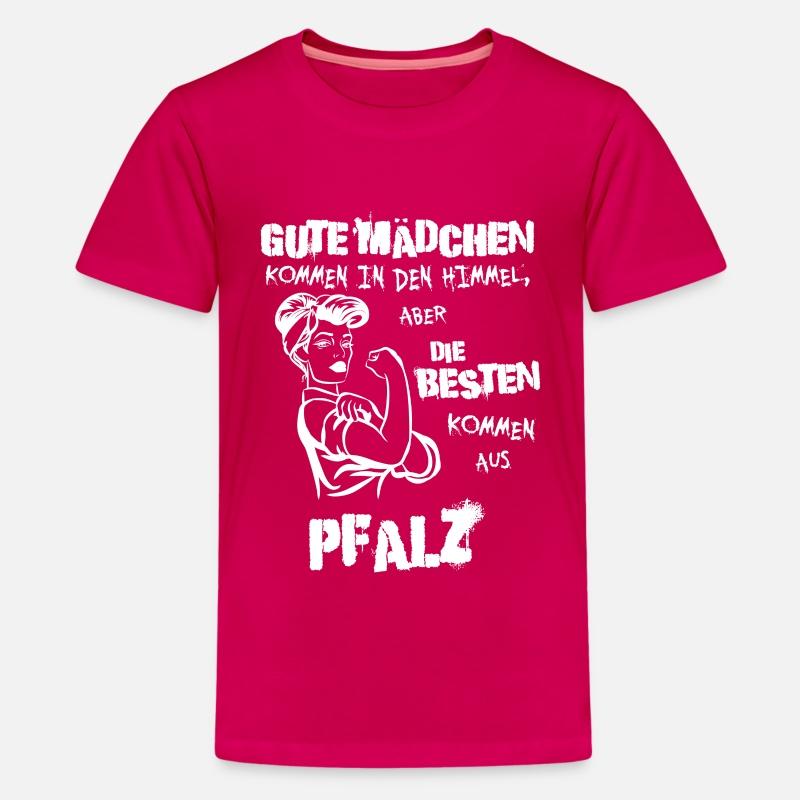 Gute Mädchen PFALZ - Geschenk von TripleH84 | Spreadshirt