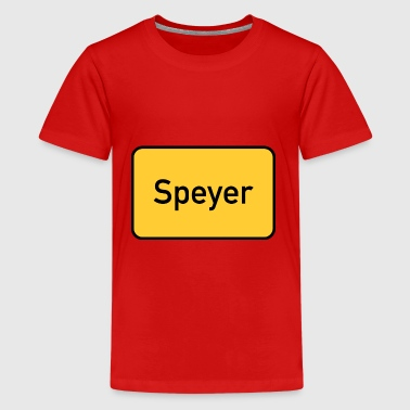 Speyer - Teenager Premium T-Shirt