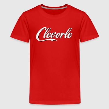 cleverle Sportbekleidung - Teenager Premium T-Shirt